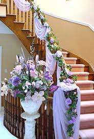 best 25 wedding staircase decoration ideas