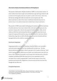 alternative dispute resolution essay alternative dispute  alternative dispute resolution essay conflict resolution essay conflict management essays conflict program on negotiation at harvard