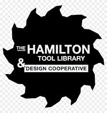 2017 The Hamilton Tool Library Logo Illustration Hd Png Download