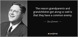 Grandparent Quotes Classy TOP 48 FUNNY GRANDPARENT QUOTES Of 48 AZ Quotes