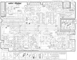 crt tv circuit diagram wiring diagram load atec haier 21 inch color tv 21t5a crt tv circuit diagram crt tv schematic diagram circuit