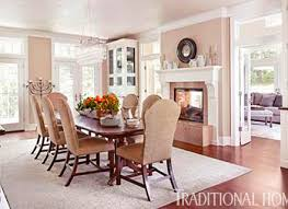 traditional home magazine dining rooms. Great Traditional Home Dining Rooms And Magazine