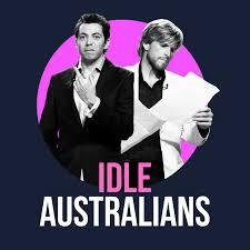 Idle Australians with James Mathison and Osher Günsberg