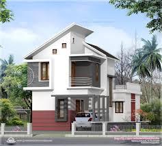 amusing small kerala house designs 23 plot