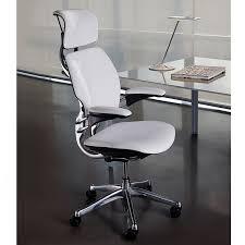 mid aluminum office chair white italian. Freedom Headrest Mid Aluminum Office Chair White Italian