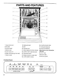 kenmore ultra wash dishwasher parts. kenmore ultra wash dishwasher parts 0