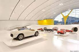 Galleria ferrari is the louvre, the guggenheim, and the moma of car racing. Barrisol Acoustics Museum Of Enzo Ferrari Italy Nbs Source