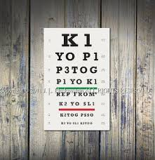 Rms Eye Chart Driver License Test Chart Images Online