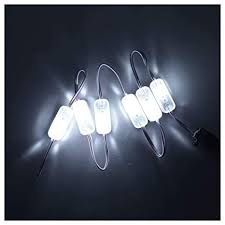 Led lighting diy Kid Image Unavailable Urban Organic Yield Amazoncom 20pcs 12v Led Diy Pontoon Under Deck Led Lights For