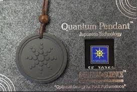quantum energy pendants original design