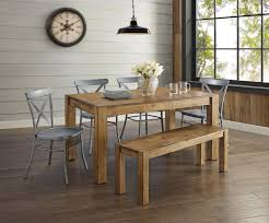 rustic dining room table. Better Homes And Gardens Bryant Dining Table, Rustic Brown - Walmart.com Room Table U