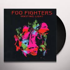 Foo Fighters Vinyl Wasting Light Foo Fighters Wasting Light Vinyl Record