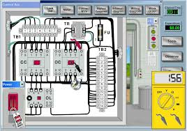maintenance courses motor control circuit electrical program troubleshooting the motor control circuit