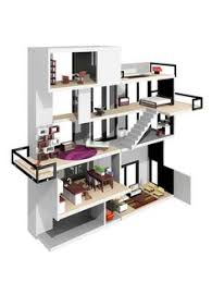 amazing doll house bennett house by brinca dada on gilt today brinca dada bennett house modern dolls