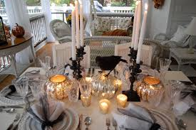 table setting decorating