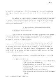 Nouveau Statut De La Bibliothèque Nationale Et Universitaire De