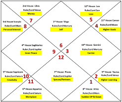 Leo Birth Chart Remedy Freewill And Simple Astrology Virgo Ascendant