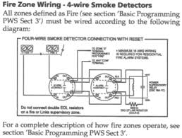 smoke detector wiring diagram installation smoke 4 wire smoke detector wiring diagram wirdig on smoke detector wiring diagram installation