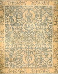 large vintage chinese art deco carpet bb6723