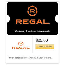 Regal Cinemas Email Gift Card For Sale Gift Ideas