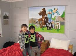Minecraft Bedroom Wallpaper Bedroom Furniture San Diego Ca