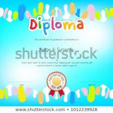 Preschool Graduation Certificate Editable Preschool Graduation Certificate Template Free Editable Preschool