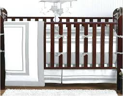 solid colored crib bedding solid grey crib bedding set solid gray crib bedding