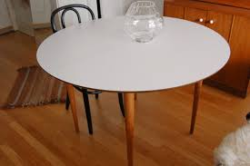 Round Formica Table Secondhand Goods October 2014
