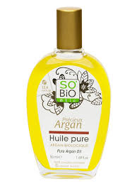SO BIO etic <b>Масло аргановое</b> чистое органическое, <b>50 мл</b> SO'BiO ...