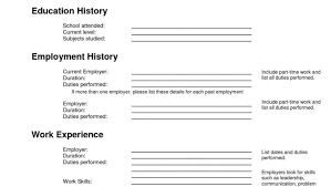 Intriguing Resume Examples Tags Resume Maker App Free Resume