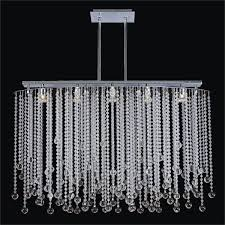 surprising crystal rain chandelier 1 glow smooth flush mount 565bm24sp 7c furniture luxury crystal rain chandelier