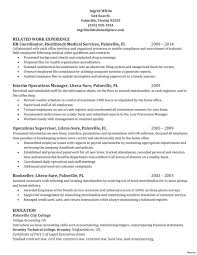 Hr Recruitment Resume Sample Hr Coordinator Resume Examples Pictures HD Aliciafinnnoack 17