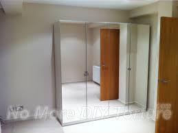 gorgeous ikea glass wardrobe auli pair of sliding doors mirror glass wardrobe doors doors