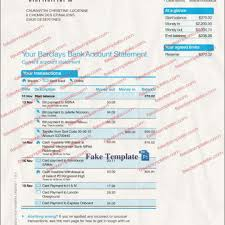 us bank statement template high