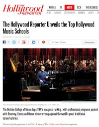 Approximately 25,616 music degrees were awarded to students last year in the united states. Hollywood Reporter Ranks Calarts As One Of Top 10 Music Schools