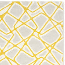 gorgeous grey and yellow area rug zipcode design nanette light gray yellow area rug reviews