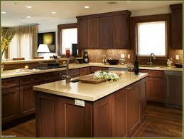 Dark Wood Floors In Kitchen Maple Kitchen Cabinets With Dark Wood Floors Home Design Ideas