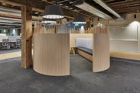 internal office pods. Aspen Domain Office Project Architectural Joinery Furniture Collaboration Pod Seating Internal Pods
