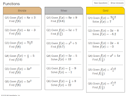 it s great that he has started adding new gcse topics check out iteration functions and quadratic sequences and keep an eye out for more topics over