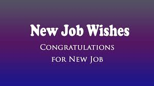 Best Wishes For New Job Congratulations Messages For New Job