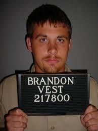 BRANDON VEST Inmate 256942: Kentucky DOC Prisoner Arrest Record