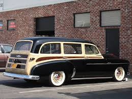 The Wandering Minstrel » Classic 1952 Chevrolet Station Wagon