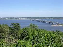 Река Википедия Река Волга в Ульяновске