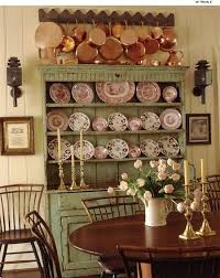 country cottage dining room ideas. copper pots and red transferware. english cottages, can, french country, atlanta country cottage dining room ideas i