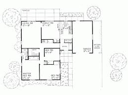 l shaped house plans. Level 1 L Shaped House Plans O