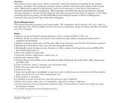 Great Resume Maid Resume Sample For Housekeeping Norcrosshistorycenter Examples 84