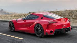 Hell Yes: The BMW-Toyota Supra Project Is Moving Forward