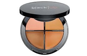 5 black up concealer palette