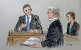 Archers Bully Rob Pictured For First Time As Court Artist Sketches
