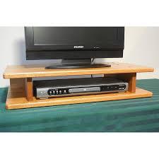 home oak tv risers